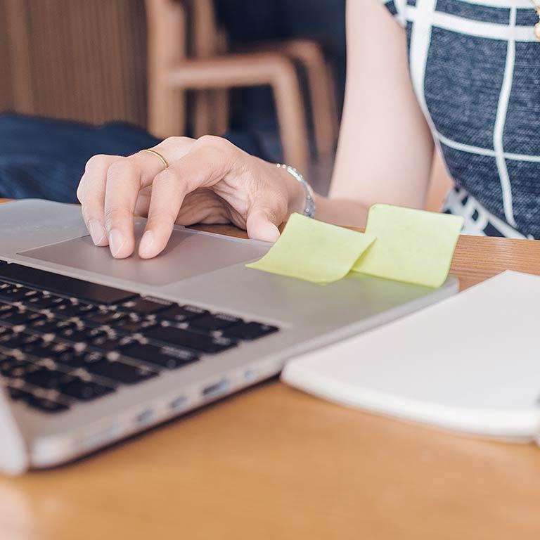 Content texter webb och trycksaker