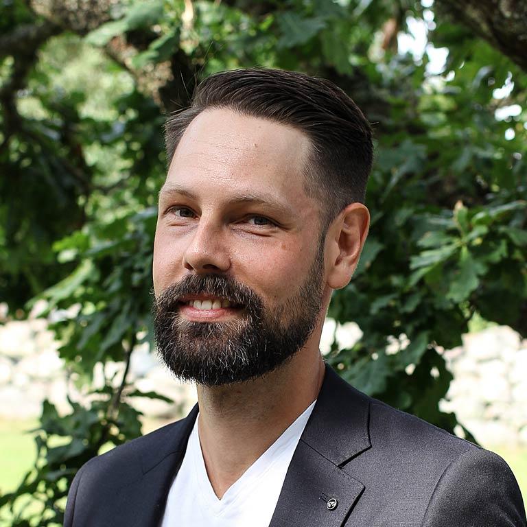 Max Körner Senior Systemutvecklare