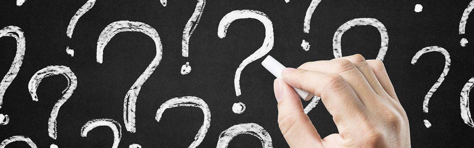 Frågor och svar kring hemsida och webb