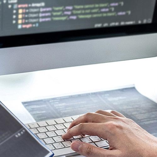 Systemutveckling webbyrå Varberg