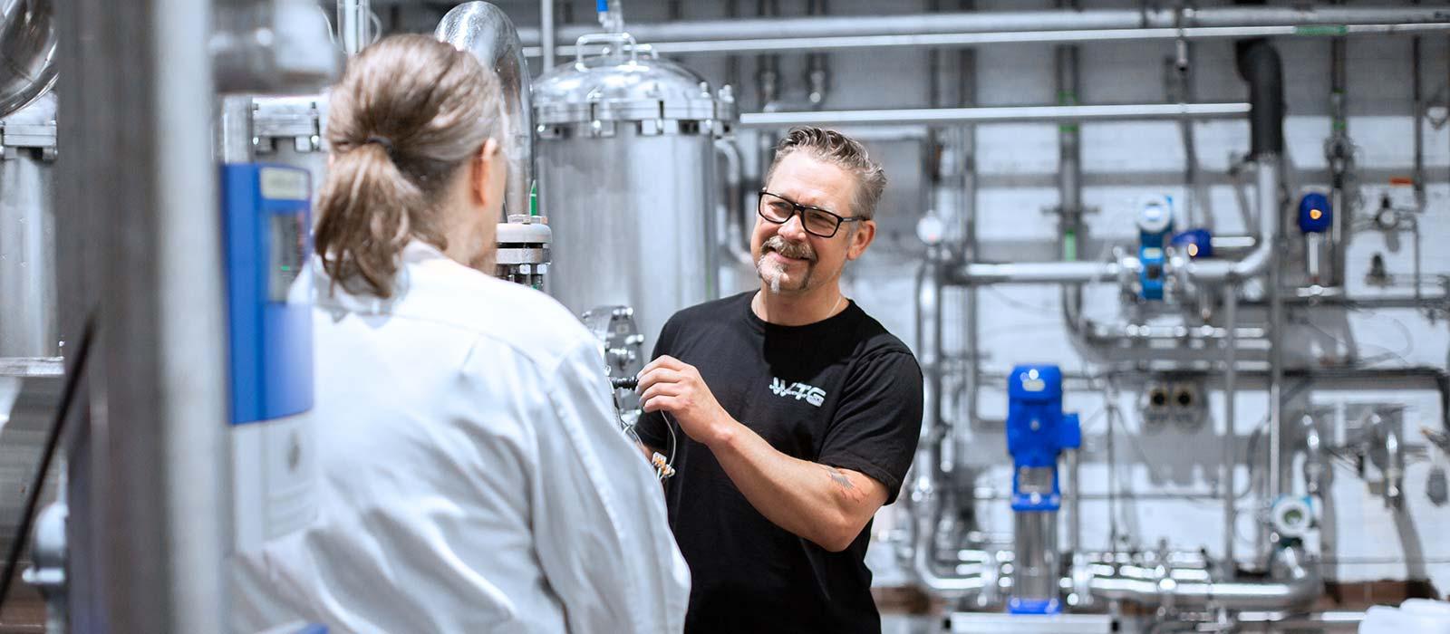 Water Treatment Group ny hemsida
